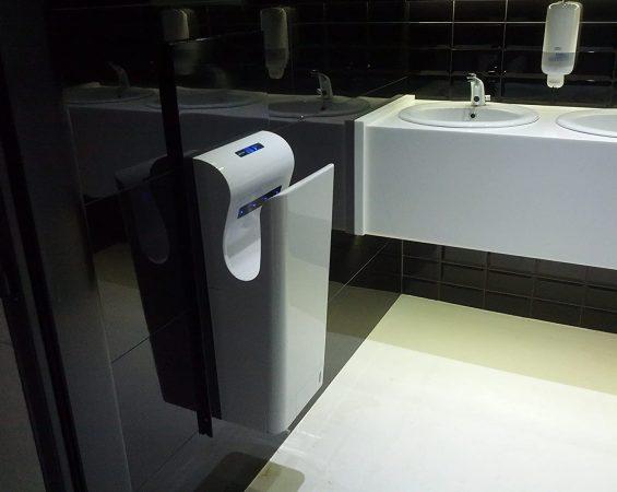 secador manos epa